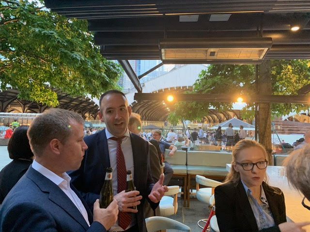 11th of July 2019 BULA AGM and Networking drinks  Photo 6